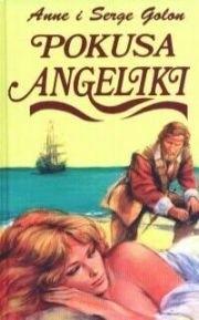 Okładka książki Pokusa Angeliki