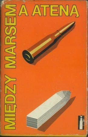 Okładka książki Między Marsem a Ateną