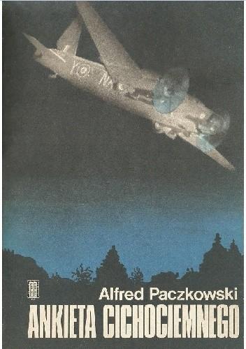 Okładka książki Ankieta cichociemnego