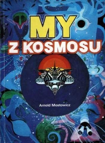 Okładka książki My z kosmosu
