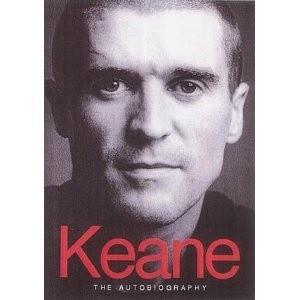 Okładka książki Keane: The Autobiography