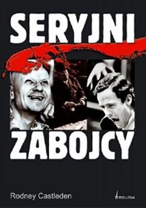Okładka książki Seryjni zabójcy
