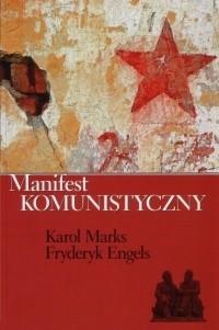 Okładka książki Manifest komunistyczny