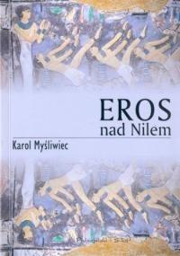 Okładka książki Eros nad Nilem