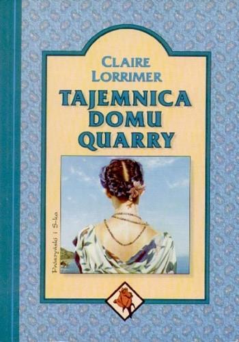 Okładka książki Tajemnica domu Quarry