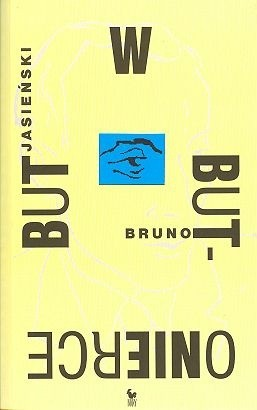 Okładka książki But w butonierce i inne wiersze