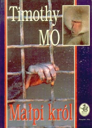Okładka książki Małpi król