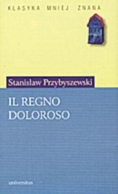 Okładka książki Il regno doloroso