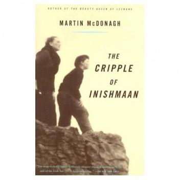 Okładka książki The Cripple of Inishmaan