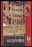 Okładka książki Obrona poczty sarajewskiej