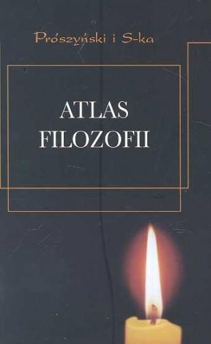 Okładka książki Atlas filozofii