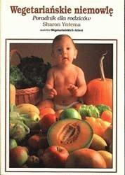 Okładka książki Wegetariańskie niemowlę