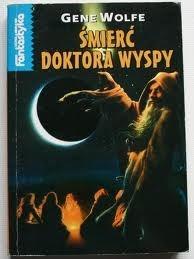 Okładka książki Śmierć Doktora Wyspy