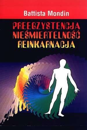 Okładka książki Preegzystencja, nieśmiertelność, reinkarnacja