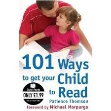 Okładka książki 101 Ways to get your child to read