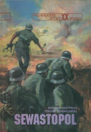 Okładka książki Sewastopol