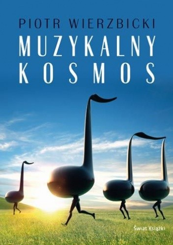 Okładka książki Muzykalny kosmos