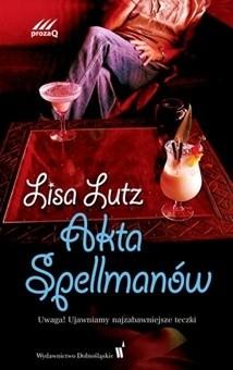 Okładka książki Akta Spellmanów