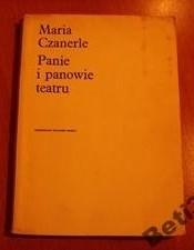 Okładka książki Panie i panowie teatru