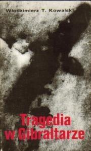 Okładka książki Tragedia w Gibraltarze