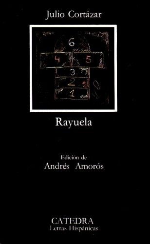 Okładka książki La Rayuela