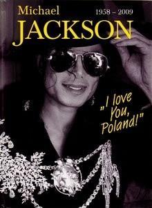 Okładka książki Michael Jackson 1958-2009.