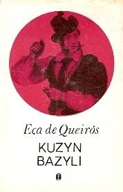 Okładka książki Kuzyn Bazyli
