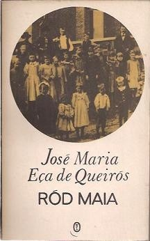 Okładka książki Ród Maia