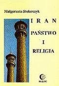 Okładka książki Iran – państwo i religia