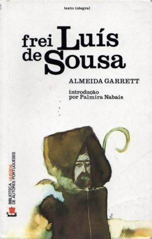 Okładka książki Frei Luís de Sousa