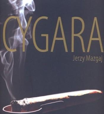 Okładka książki Cygara