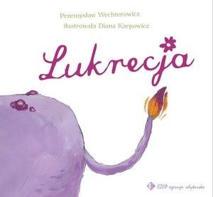 Okładka książki Lukrecja