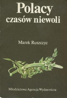Okładka książki Polacy czasów niewoli