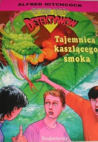 Okładka książki Tajemnica kaszlącego smoka