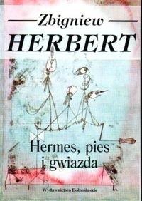 Okładka książki Hermes, pies i gwiazda