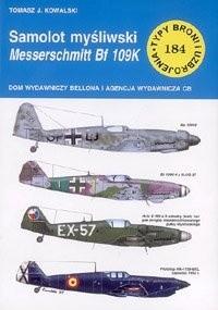 Okładka książki Samolot myśliwski Messerschmitt Bf 109K
