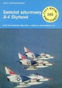 Okładka książki Samolot szturmowy A-4 Skyhawk