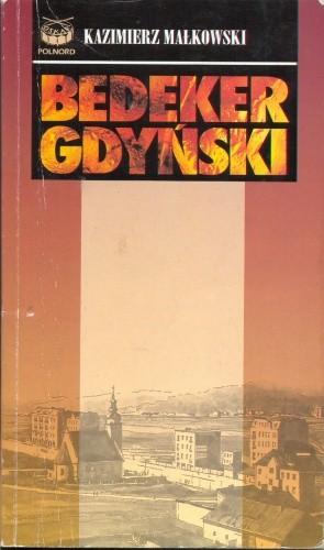 Okładka książki Bedeker Gdyński