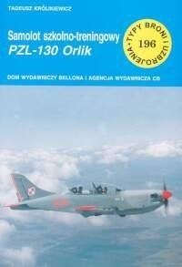 Okładka książki Samolot szkolno-treningowy PZL 130 Orlik
