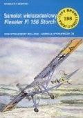 Okładka książki Samolot wielozadaniowy Fieseler Fi 156 Storch