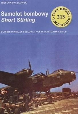 Okładka książki Samolot bombowy Short Stirling