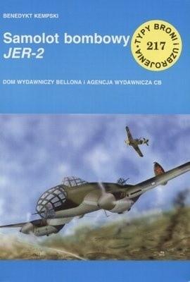 Okładka książki Samolot bombowy Jer-2