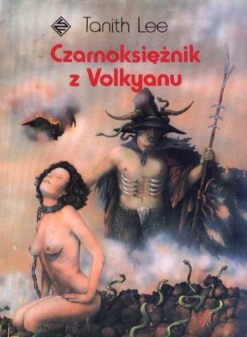 Okładka książki Czarnoksiężnik z Volkyanu