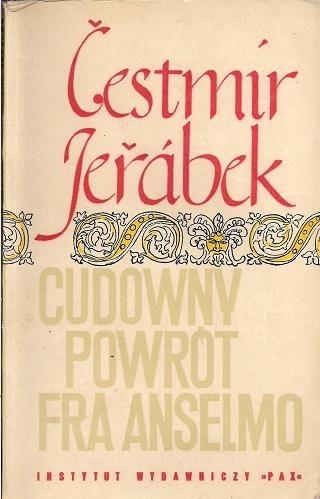 Okładka książki Cudowny powrót Fra Anselmo