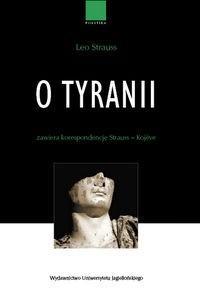 Okładka książki O Tyranii