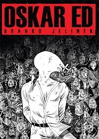 Okładka książki Oskar Ed