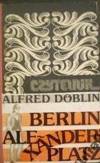 Okładka książki Berlin Alexanderplatz: dzieje Franciszka Biberkopfa