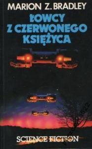 Okładka książki Łowcy z Czerwonego Księżyca