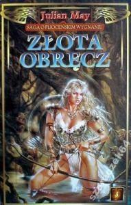 Okładka książki Złota Obręcz