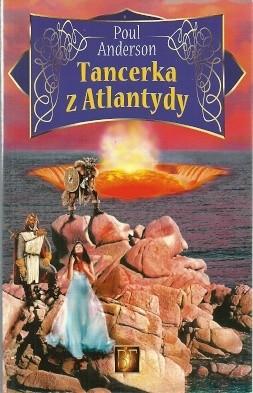 Okładka książki Tancerka z Atlantydy